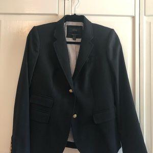 J. Crew Jackets & Coats - J.crew schoolboy blazer in black